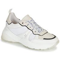 Παπούτσια Γυναίκα Χαμηλά Sneakers Ikks  Άσπρο