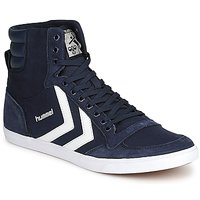 Παπούτσια Ψηλά Sneakers Hummel TEN STAR HIGH CANVAS MARINE