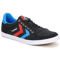Παπούτσια Χαμηλά Sneakers Hummel TEN STAR LOW CANVAS Black