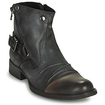 Παπούτσια Άνδρας Μπότες Kdopa DETROIT Black