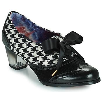 Παπούτσια Γυναίκα Γόβες Irregular Choice CORPORATE BEAUTY Black / Άσπρο