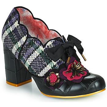 Παπούτσια Γυναίκα Γόβες Irregular Choice KIND WORDS Black