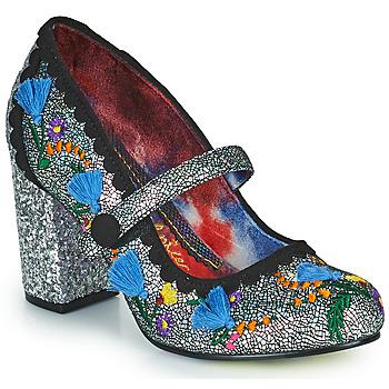 Παπούτσια Γυναίκα Γόβες Irregular Choice THISTLE DARLING Silver