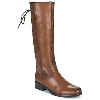 Παπούτσια Γυναίκα Μπότες για την πόλη Gabor 7160624 Brown