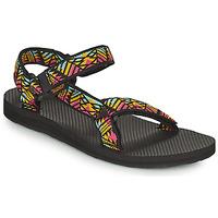 Παπούτσια Γυναίκα Σανδάλια / Πέδιλα Teva ORIGINAL UNIVERSAL Black / Multicolore