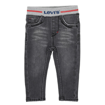 Υφασμάτινα Αγόρι Skinny jeans Levi's THEWARMPULLONSKINNY JEAN Grey