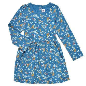 Υφασμάτινα Κορίτσι Κοντά Φορέματα Petit Bateau EMILIENNE Multicolour