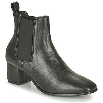 Παπούτσια Γυναίκα Μπότες για την πόλη Levi's DELILAH CHELSEA Black