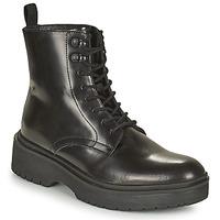 Παπούτσια Γυναίκα Μπότες Levi's BRIA Black