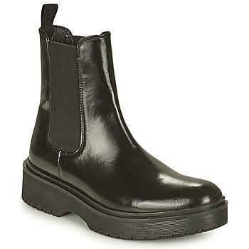 Παπούτσια Γυναίκα Μπότες Levi's LENNA HI Black