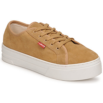 Παπούτσια Γυναίκα Χαμηλά Sneakers Levi's TIJUANA Brown