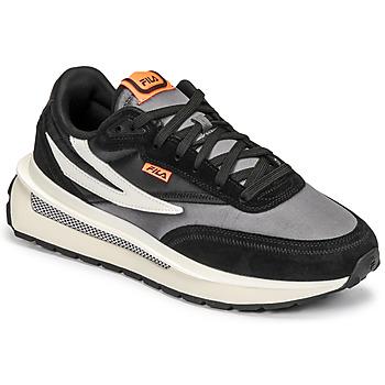 Παπούτσια Άνδρας Χαμηλά Sneakers Fila RENNO Black