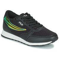 Παπούτσια Γυναίκα Χαμηλά Sneakers Fila ORBIT F LOW Black
