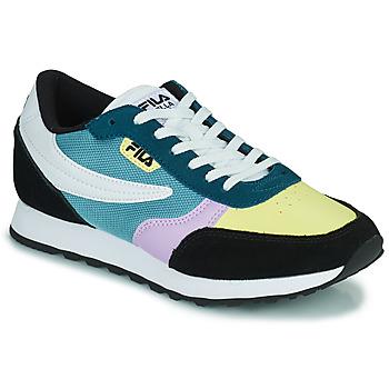 Παπούτσια Γυναίκα Χαμηλά Sneakers Fila ORBIT CB LOW Μπλέ / Black