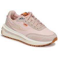 Παπούτσια Γυναίκα Χαμηλά Sneakers Fila RENNO Ροζ