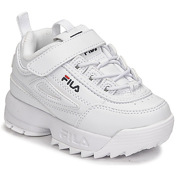 Παπούτσια Παιδί Χαμηλά Sneakers Fila DISRUPTOR INFANTS Άσπρο