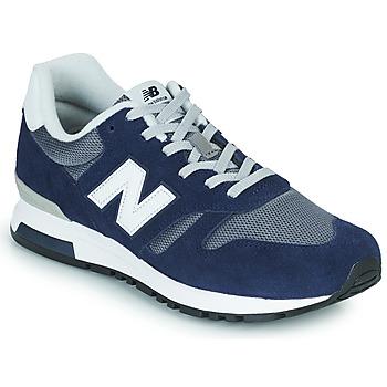 Παπούτσια Άνδρας Χαμηλά Sneakers New Balance 565 Μπλέ / Grey