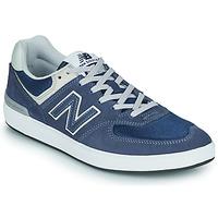 Παπούτσια Άνδρας Χαμηλά Sneakers New Balance AM574 Μπλέ