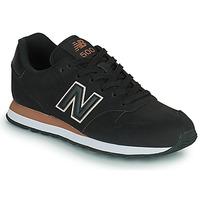 Παπούτσια Γυναίκα Χαμηλά Sneakers New Balance 500 Black
