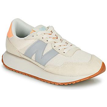 Παπούτσια Γυναίκα Χαμηλά Sneakers New Balance 237 Beige