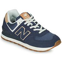Παπούτσια Γυναίκα Χαμηλά Sneakers New Balance 574 Μπλέ