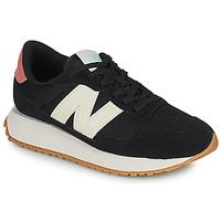 Παπούτσια Γυναίκα Χαμηλά Sneakers New Balance 237 Black / Άσπρο / Ροζ