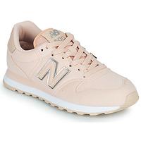 Παπούτσια Γυναίκα Χαμηλά Sneakers New Balance 500 Ροζ