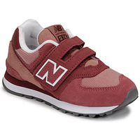 Παπούτσια Κορίτσι Χαμηλά Sneakers New Balance 574 Ροζ