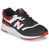 Παπούτσια Αγόρι Χαμηλά Sneakers New Balance 997 Black / Red
