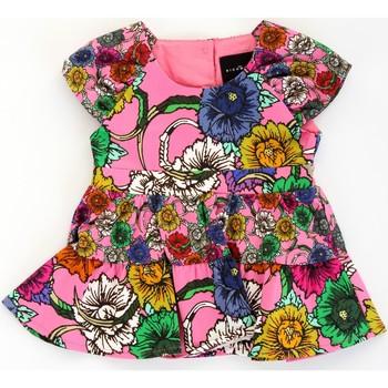 Υφασμάτινα Κορίτσι Κοντά Φορέματα John Richmond RIP21030VE Rosa