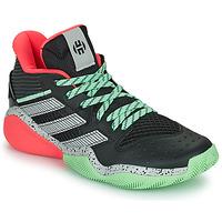 Παπούτσια Basketball adidas Performance HARDEN STEPBACK Black / Grey / Green