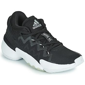 Παπούτσια Basketball adidas Performance D.O.N. ISSUE 2 Black / Blan