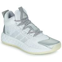 Παπούτσια Basketball adidas Performance PRO BOOST MID Άσπρο / Silver