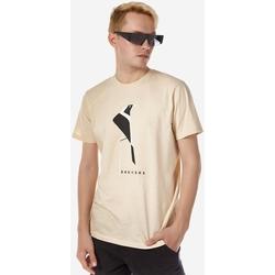 Υφασμάτινα Άνδρας T-shirt με κοντά μανίκια Brokers ΑΝΔΡΙΚΟ T-SHIRT Μπεζ
