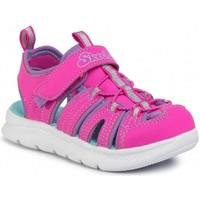 Παπούτσια Κορίτσι Σανδάλια / Πέδιλα Skechers SANDALIAS NIÑA  302100L Ροζ