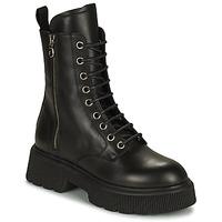Παπούτσια Γυναίκα Μποτίνια Mimmu VITELLO Black