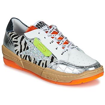 Παπούτσια Γυναίκα Χαμηλά Sneakers Semerdjian CHLO Multicolour