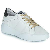 Παπούτσια Γυναίκα Χαμηλά Sneakers Semerdjian KYLE Άσπρο / Beige / Black