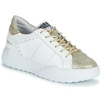 Παπούτσια Γυναίκα Χαμηλά Sneakers Semerdjian KYLE Άσπρο / Gold