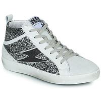 Παπούτσια Γυναίκα Ψηλά Sneakers Semerdjian ALFA Beige / Black
