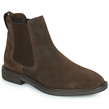 Παπούτσια Άνδρας Μπότες Clarks CLARKDALE HALL Brown