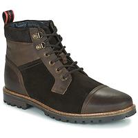 Παπούτσια Άνδρας Μπότες Base London ROGAN Brown