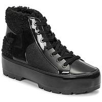 Παπούτσια Γυναίκα Μπότες Melissa MELISSA FLUFFY SNEAKER AD Black