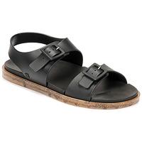 Παπούτσια Γυναίκα Σανδάλια / Πέδιλα Melissa MELISSA WIDE SANDAL AD Black