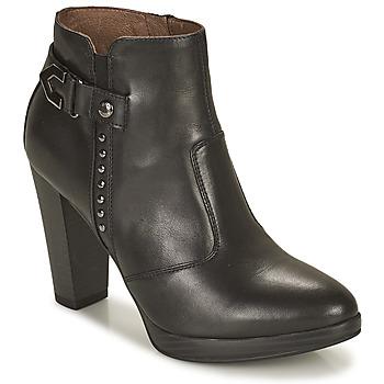 Παπούτσια Γυναίκα Μποτίνια NeroGiardini ASPERGO Black