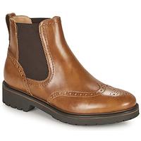 Παπούτσια Γυναίκα Μπότες NeroGiardini ARTICHO Cognac