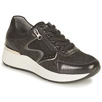 Παπούτσια Γυναίκα Χαμηλά Sneakers NeroGiardini CHOU Black