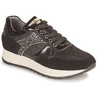 Παπούτσια Γυναίκα Χαμηλά Sneakers NeroGiardini BROCOLO Black
