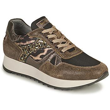 Παπούτσια Γυναίκα Χαμηλά Sneakers NeroGiardini AVOCATO Kaki / Leopard