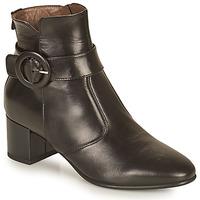 Παπούτσια Γυναίκα Μποτίνια NeroGiardini BLETTO Black